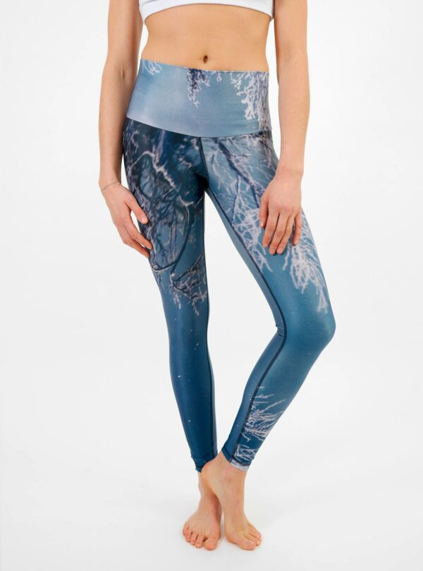 Small Brand Yoga LEggings Eco Friendly
