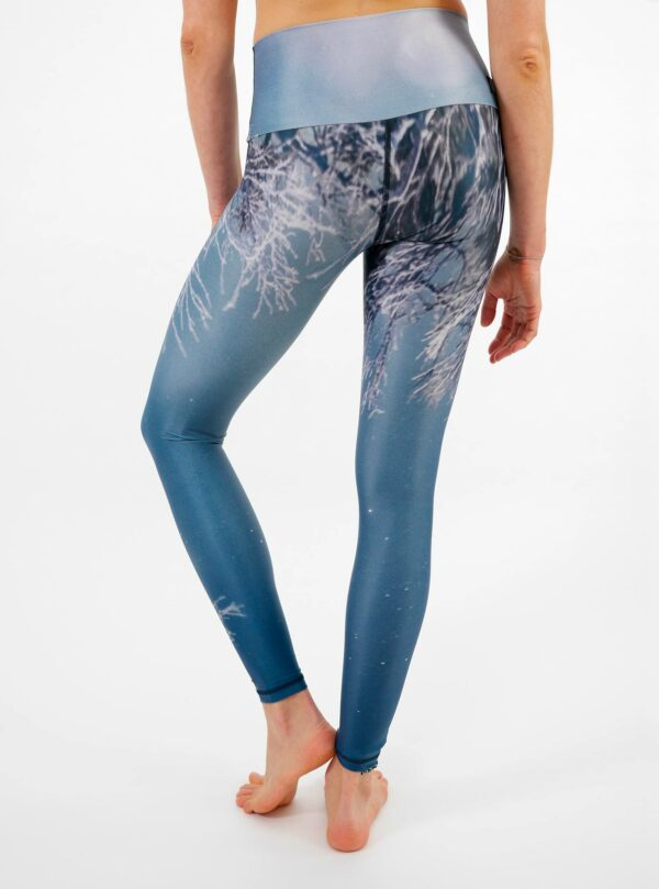 Printed Yoga Leggings Printed tights