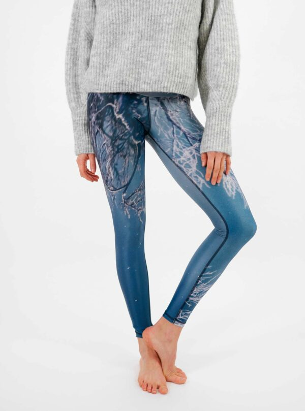 Arctic Flamingo Yoga Leggings Online Shop