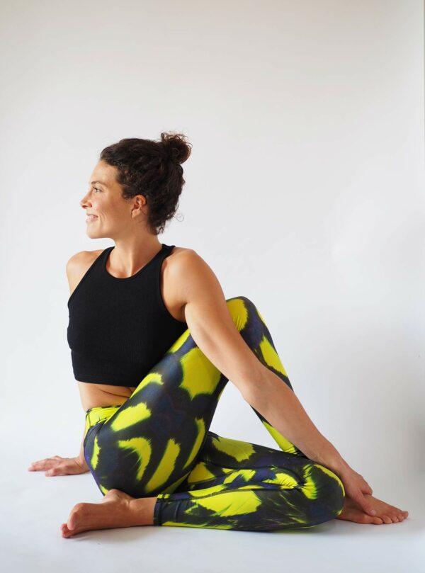 Flying-Tiger-Asana-Yoga-München-Arctic-Flamingo-Umweltfreundliche-Yoga-Leggings