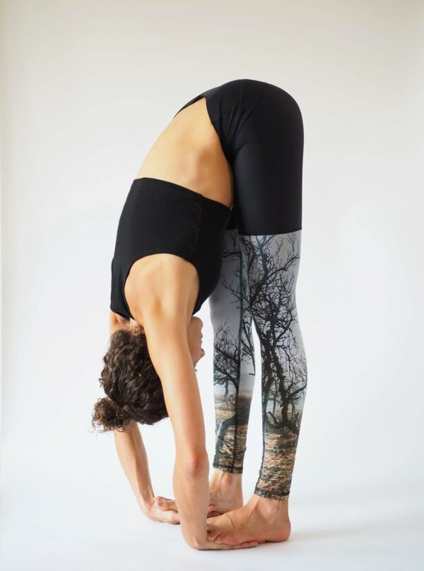 Roots-Asana-Arctic-Flamingo-Yoga-Leggings
