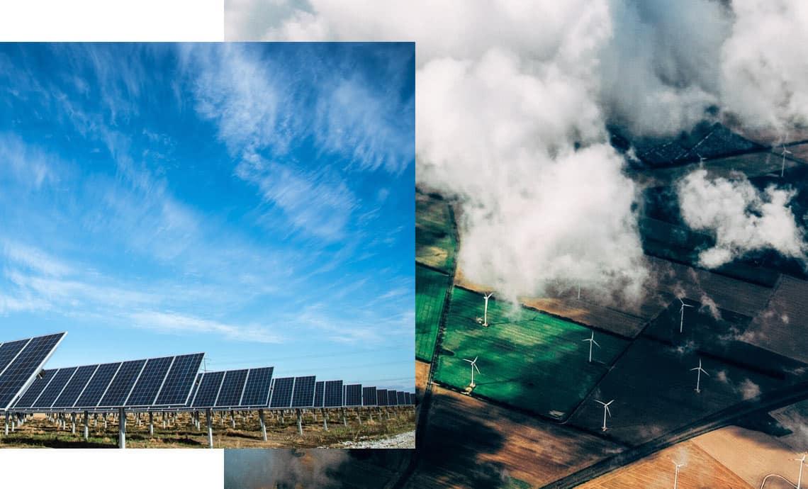 Sustainable Yoga Brands using renewable energy