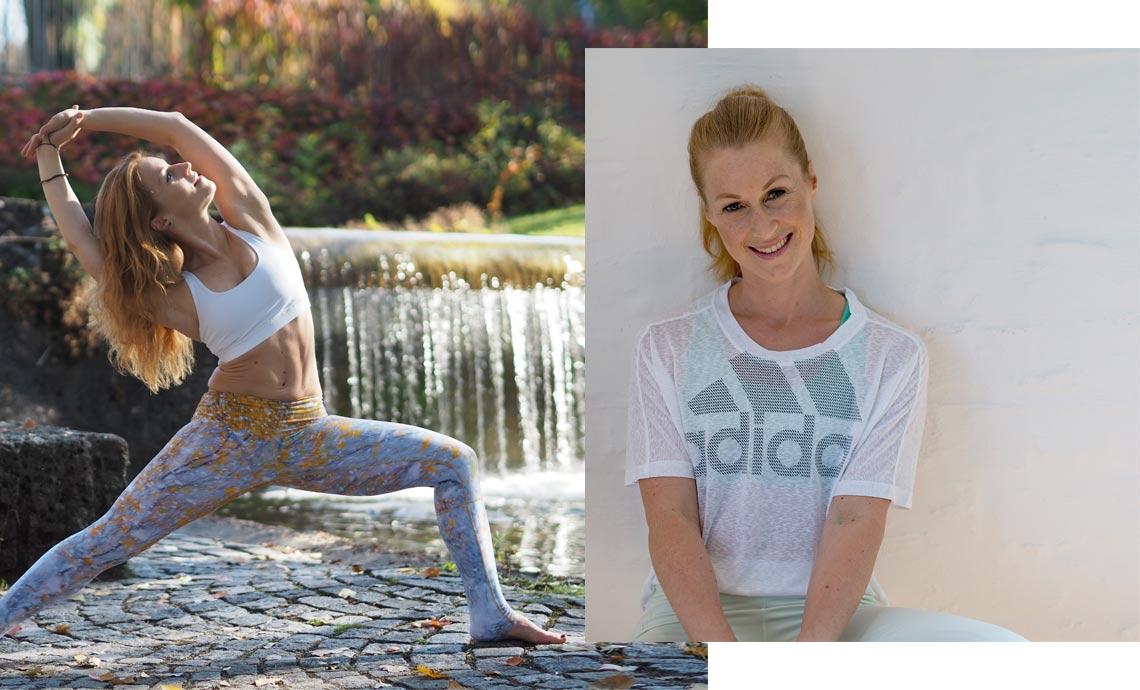 Julia Yoga Lehrerin Body Art München