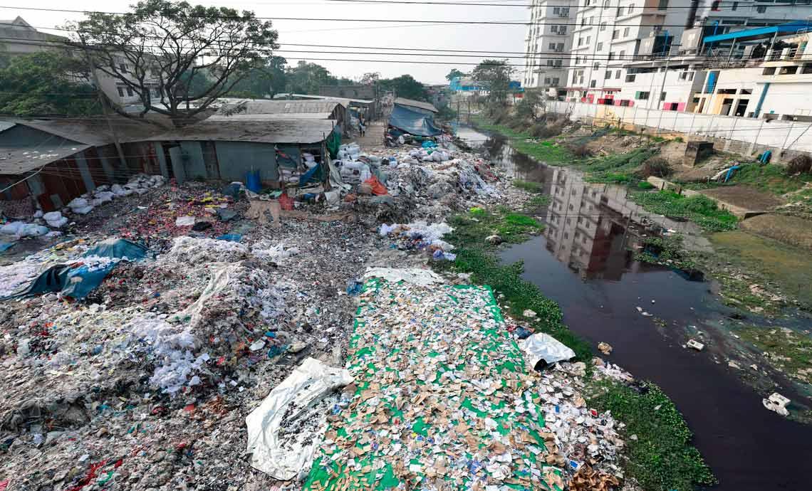 Bangladesh Textile Industry