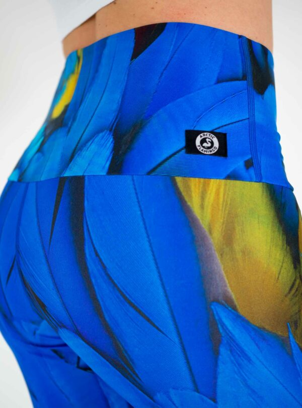 Details-Blue-Bird-Yoga-Leggings