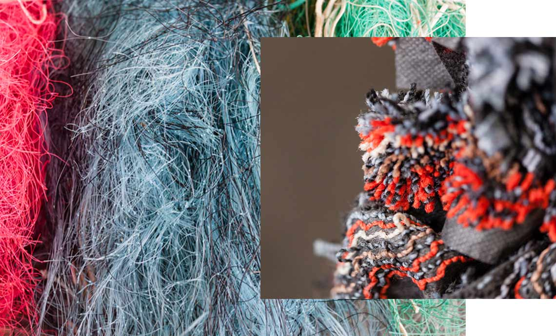 Carpet-fluff-and-discarded-fishing-nets-yoga-leggings
