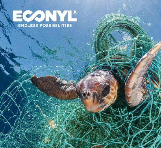 Econyl-Tencel Lyocell Yoga-Leggings-Arctic-Flamingo