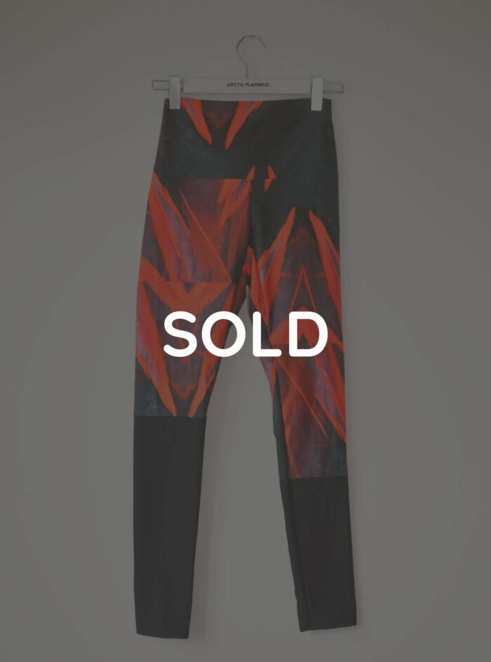 Sold-Black-Red-Leggings-Upcycled