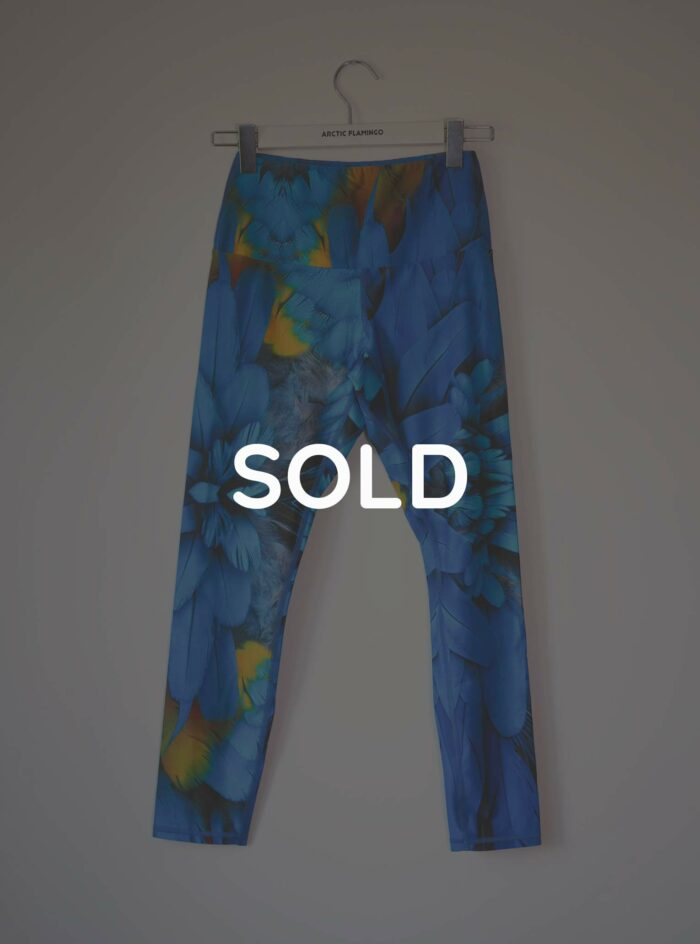Blue-Bird-Leggings-Factory-Second-SOLD