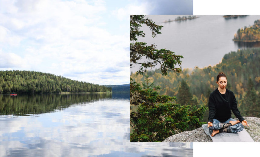 Yoga-Retreat-Lappi-Lapland-Ivalo-Finland-Summer-2020