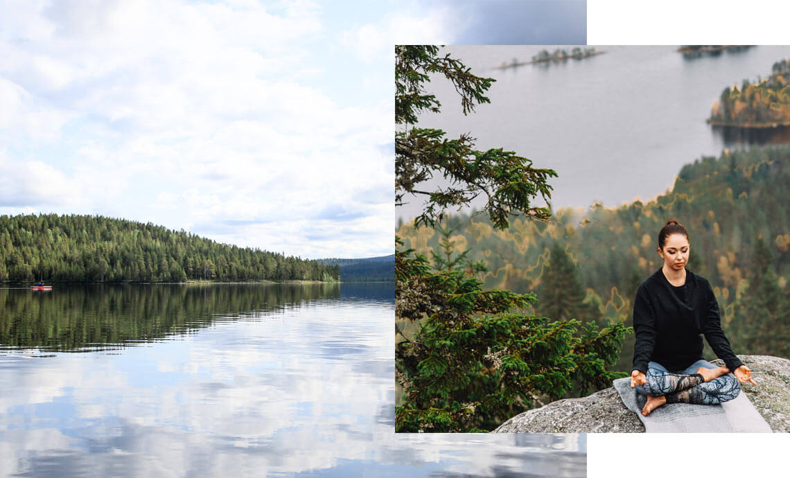 Yoga-Retreat-Lappi-Lapland-Ivalo-Finland-Summer-2020