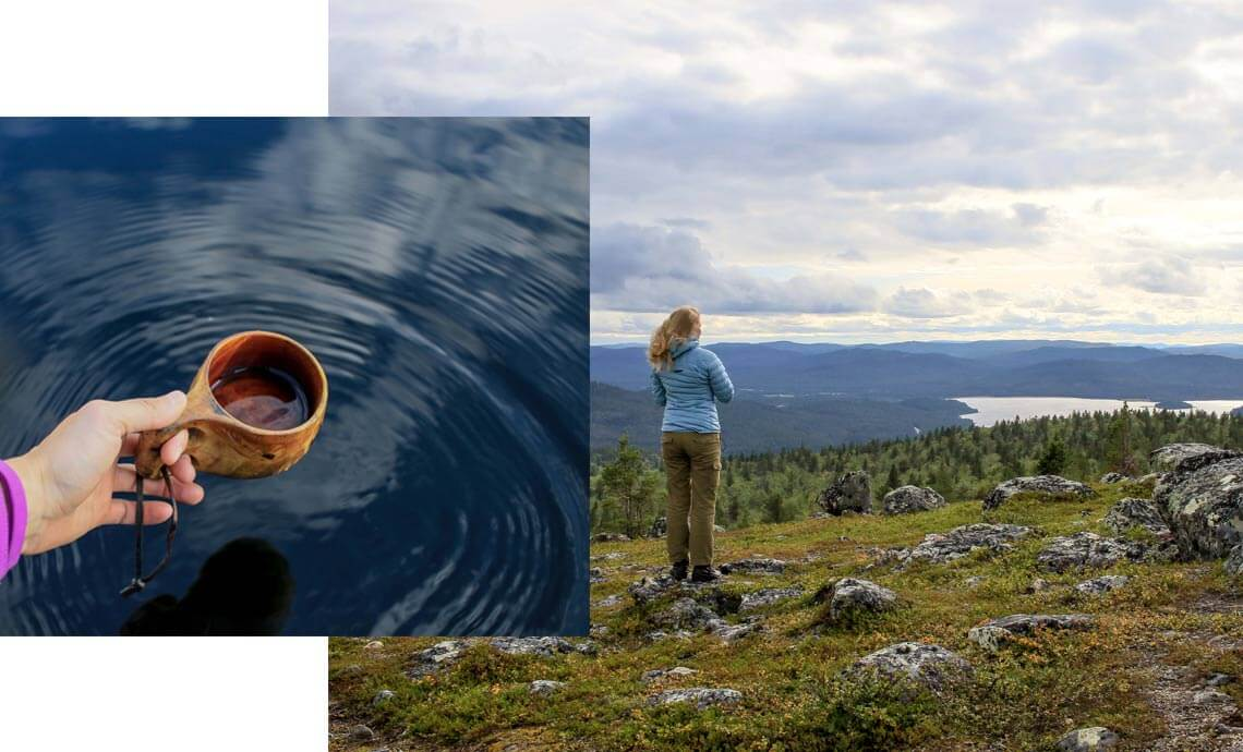 Yoga Retreat in Finnland Lapland Sommer 2020