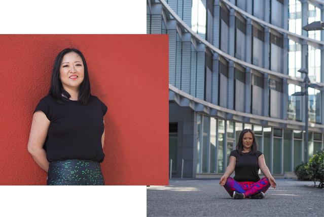 Business Yoga Firmen Munich München Regina Brandl