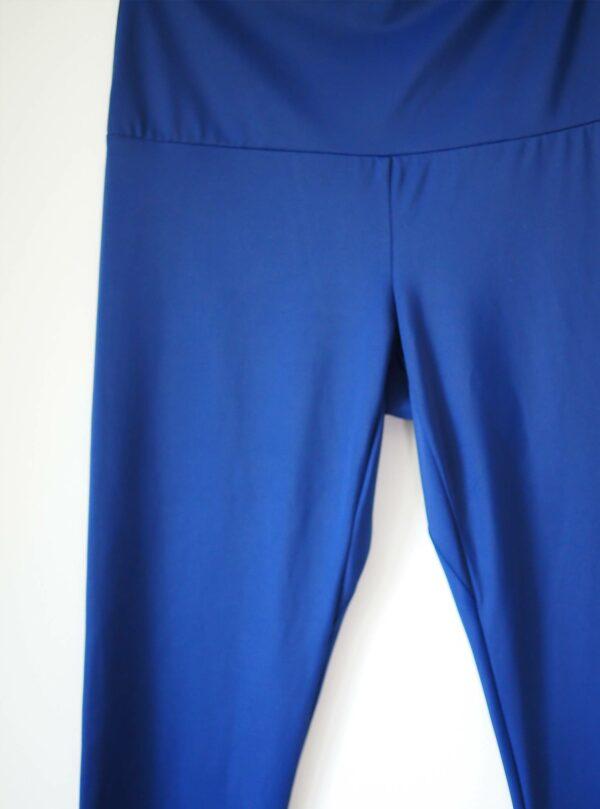 Schlaghose-Blau-M