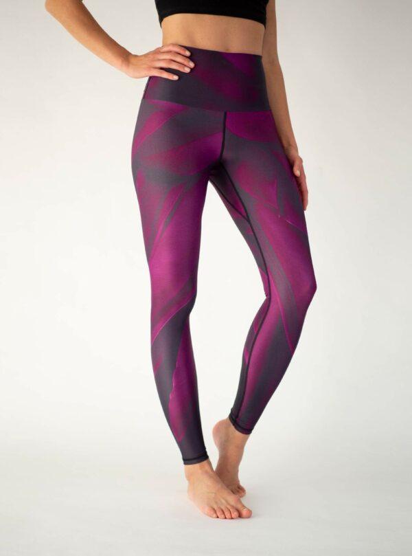 Colorful-Yoga-Leggings-Arctic-Flamingo