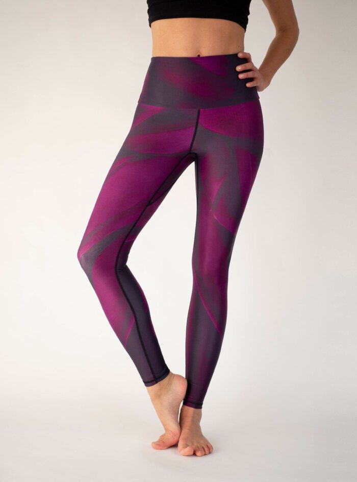 Ecofriendly-yoga-wear-Arctic-Flamingo