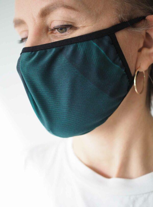 Face-Mask-Stoffresten